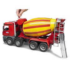 100 Toy Cement Truck Bruder MB Arocs Mixer Jadrem S