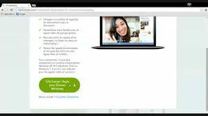 skype pour bureau comment telecharger skype sur ordinateur facilement et