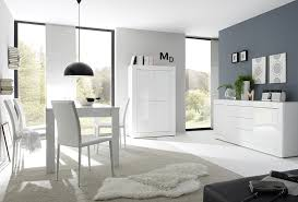 salle a manger complet salle à manger complète blanc laqué design felino