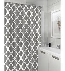 Grey Geometric Pattern Curtains by Compare Prices On Fabric Shower Curtain Online Shopping Buy Low