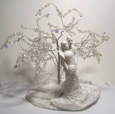 Wedding Cake Topper Tree Of Life Sculpture