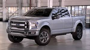 Ford Atlas Concept - YouTube