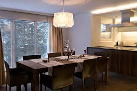 esstisch offene küche picture of apartments zermatt