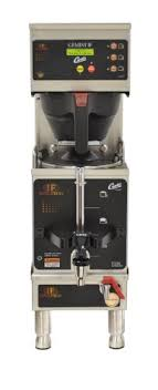 Wilbur Curtis Gemini Single Coffee Brewer 15 Gallon W IntelliFresh Dual Voltage
