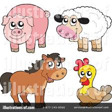 Farm Animals Clipart #212158 - Illustration By Visekart Childrens Bnyard Farm Animals Felt Mini Combo Of 4 Masks Free Animal Clipart Clipartxtras 25 Unique Animals Ideas On Pinterest Animal Backyard How To Start A Bnyard Animals Google Search Vector Collection Of Cute Cartoon Download From Android Apps Play Buy Quiz Books For Kids Interactive Learning Growth Chart The Land Nod Britains People