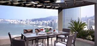 100 Hong Kong Penthouse Four Seasons Place Luxurious Serviced Apartment Suite
