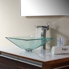 Kraus Faucets Home Depot by Bathroom Home Depot Vessel Sinks Vessel Sink Faucets Home