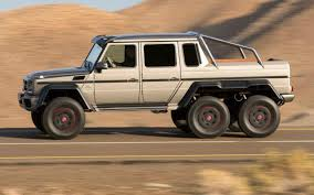 Video Find: Mercedes Benz Unveils Awesome G63 Amg 6×6 Truck Trend ... Theres A 700hp Mercedes G63 Amg 6x6 For Sale In America The Drive Richard Hammond Tests Suv In Abu Dhabi Top Gear Series 21 Al Ghazal Benz Cars Pinterest Benz And This Is Mercedesbenzs New Premium Pickup Truck Verge Exclusive Paul Aalmans Amazing Actros Camper Build V12 65 Ltr 6 Wheel Drive Ipdent Suspension Best 6wheeled Cars Ever Auto Express Wheel Truck Price Black Amg 66 For Mercedes Benz Actros 2544 Megaspace X 2 Euro 5 Tractor Unit 2009 Save Our Oceans