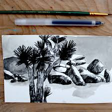 The Secret To Great Landscape Drawings