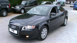2007 Audi A4 1 8 Turbo Full Review Start Up Engine and In Depth
