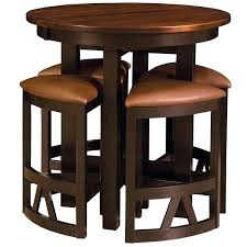 Game Table And Chairs Set Best Bar Pub Tables Sets Images On Dining Room Pertaining To