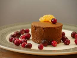 Healthy Chocolate Pumpkin Desserts by Chocolate Orange Mousse Cake From Pumpkin Healthy Cake Recipe