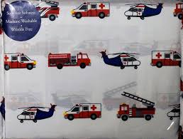 Fire Truck Sheet Sets - Narsu.ogradysmoving.co