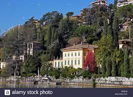 100 Villa Lugano Castagnola Favorita Stock Photos