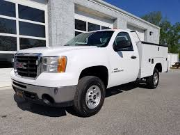 2007 Used GMC Sierra 2500HD Utility Body Duramax Diesel/ Allison ... 1994 Ford F700 Service Truck Utility Bed Cummins Diesel 6bt 59 Awesome Trucks Mechanic In Pittsburgh Bodies Tool Storage Ming Phenix Van Equipmtphenix Installation Gallery Cassone And Equipment Sales Heavy Duty News For Sale N Trailer Magazine Municipal 1990 F350 4x4 9 Rescue For Sale By Site 2008