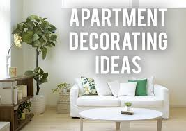 If Youre Renting You Know That Coming Up With Apartment Decorating Ideas Can Be Tricky Beige Walls Carpet The Same Color Harsh Overhead Lighting