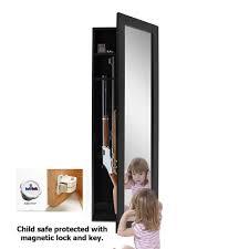 Homak Gun Cabinets Canada by Wall Gun Safe Innovative Ideas Wall Safe Mirror Excellent Design