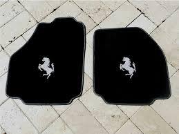 Infiniti G37 Floor Mats by 2010 2015 Ferrari 458 Italia 2 Front Custom German Velour Floor Mats