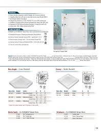 Mustee Mop Sink Specs by Elm Mustee Catalog 2011