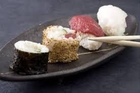 cours de cuisine sushi recette de assortiment de sushis et makis au saumon facile