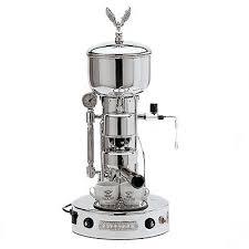 Elektra Semiautomatica Microcasa SXC Espresso Cappuccino Machine Chrome 220V