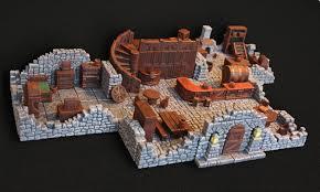 3d Dungeon Tiles Kickstarter plasticrypt com u2022 view topic kickstarter labyrinths modular terrain