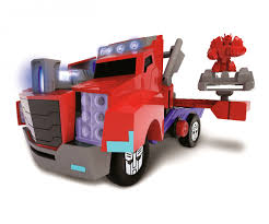 Transformers Optimus Prime Battle Truck - Transformers - Licenses ...