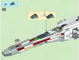 Lego X Wing Stand by Lego Red Five X Wing Starfighter Tm Instructions 10240 Star Wars