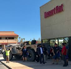 100 Desert Rat Truck Center Coffee Crawlers At Off Road In Tempe 13 OCT 2018