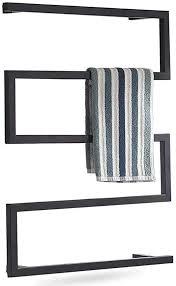 badheizung handtuchhalter schwarzer bad handtuchhalter aus