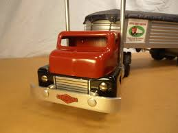 100 Structo Toy Truck COE Semi OVERHAUL Followup Collectors Weekly