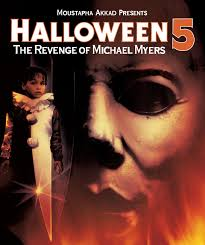 Halloween H20 Cast Michael Myers by Blu Ray Review Halloween 5 The Revenge Of Michael Myers
