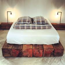 Good Inspiration For A Rustic Platform Bed