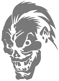 Walking Dead Pumpkin Stencils Free Printable by Hauntedpumpkins Com Hauntedpumpkins Com