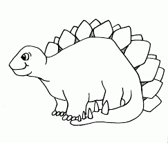 Free Printable Coloring Pages Dinosaurs