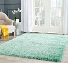 Teal Living Room Rug by Teal Shag Rug Charlotte Shags Safavieh Com
