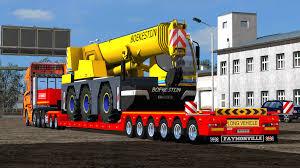 100 World Truck Simulator Big Heavy Pack V37 132 Euro 2 Mod