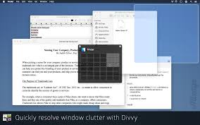 Tiling Window Manager For Mac by Mizage Divvy