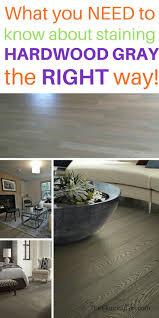Restain Hardwood Floors Darker by Best 25 Staining Hardwood Floors Ideas On Pinterest Wood Floor