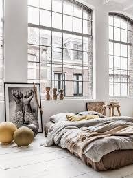 chambre style industrielle chambre de style industriel 28 idées pour une chambre chic et urbaine