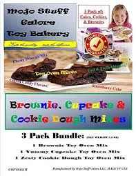 Amazon Mojo Stuff Galore Ultimate Easy Bake Oven Mixes Brownies