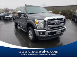 100 Volvo Trucks Greensboro Nc Used 2015 Ford F250 XLT For Sale NC FEC08129