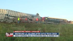 Westbound U.S. 412 Opens After Cattle Truck Crash - YouTube Semitruck Cattle Accident Youtube Video Appears To Show Live Cow Scooped Up In Dump Truck After Semi Overturns Near Okarche Kforcom Trailer Flips On E Highway 50 No 17 Richardson Bros Beef Central Truck Ploughs Through Herd Of Cattle Ladysmith Gazette Crash 1 Clarksvillenowcom Westbound Us412 Lanes Open After Crash Spill Cleaned With A Lot Help Krvn Radio Crashes Hwy 15 News Channel Nebraska Causes Problems I71