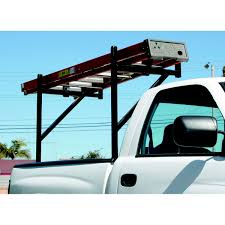 Ladder Rack - 250 Lb. Capacity Truck Ladder Rack