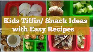 INDIAN KIDS PRESCHOOLERS TIFFIN SNACK LUNCH IDEAS
