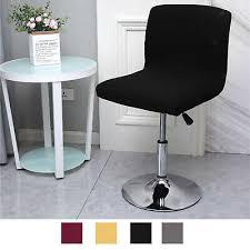 bar stretch hocker stuhl abdeckung polyester waschbar küche
