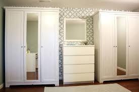 Ikea Aneboda Dresser Hack by Wardrobes Ikea Hemnes Wardrobe Armoire Budget Ikea Hack Complete