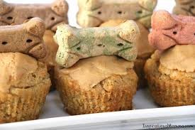 Celebration Peanut Butter Banana Pupcakes Are The Perfect Way To Show Your Four Legged Friend