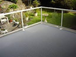 Balcony Flooring Waterproof Designs Options