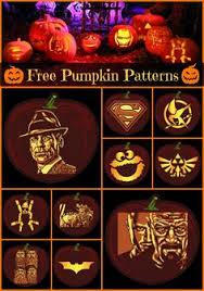 Walking Dead Pumpkin Stencils Free Printable by Pumpkin Carving Horror Freak Style Day Of The Dead